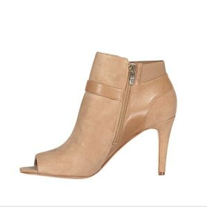 "Marc Fisher ""Shimmee"" peep toe bootie"